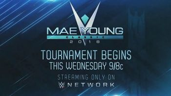 WWE Network TV Spot, '2018 Mae Young Classic' - Thumbnail 10