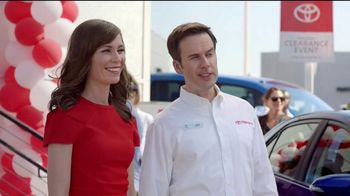 Toyota National Clearance Event TV Spot, 'Outtakes' [T2] - 169 commercial airings
