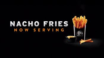 Taco Bell Nacho Fries TV Spot, 'Real Trailer for a Fake Movie' - Thumbnail 9