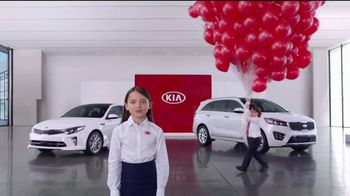Kia America's Best Value Summer Clearance TV Spot, 'Balloons' [T2]