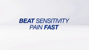 Sensodyne Rapid Relief TV Spot, 'Relieve Sensitive Teeth in 3 Days' - Thumbnail 9