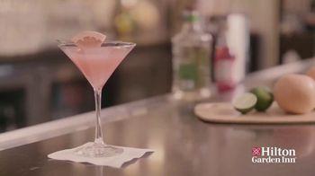 Hilton Garden Inn TV Spot, 'Winning Cocktail: Cherry Blossom'