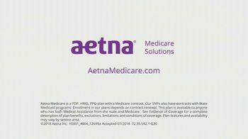 Aetna Medicare TV Spot, 'Grandpa' - Thumbnail 8