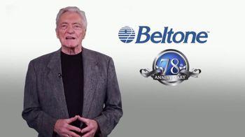 Beltone TV Spot, '78th Anniversary' Featuring Chuck Schodowski