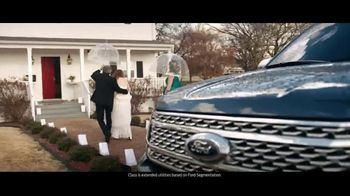 2018 Ford Expedition TV Spot, 'We the People: Stronger Together' [T1] - Thumbnail 4