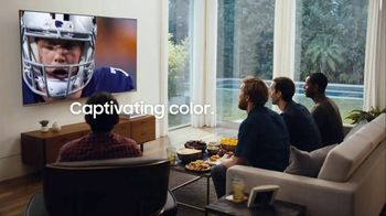 Samsung QLED TV TV Spot, 'Can't Look Away' - Thumbnail 8