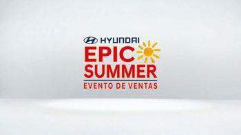 Hyundai Epic Summer Evento de Ventas TV Spot, 'Oferta épica' [Spanish] [T2] - Thumbnail 3