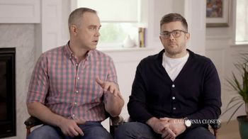 California Closets TV Spot, 'Jamie and Brad's Story' - Thumbnail 1