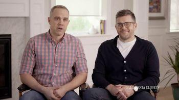 California Closets TV Spot, 'Jamie and Brad's Story' - Thumbnail 2