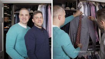 California Closets TV Spot, 'Jamie and Brad's Story' - Thumbnail 7
