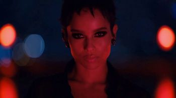 Yves Saint Laurent Black Opium TV Spot, 'Feel the Call' Featuring Zoe Kravitz