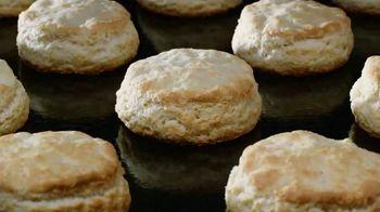 Carl's Jr. Sausage & Egg Biscuit TV Spot, 'Amazing Time' - Thumbnail 4