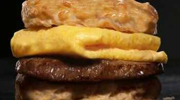 Carl's Jr. Sausage & Egg Biscuit TV Spot, 'Amazing Time'