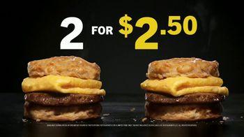 Carl's Jr. Sausage & Egg Biscuit TV Spot, 'Amazing Time' - Thumbnail 7