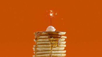 Village Inn All-You-Can-Eat Pancakes Celebration TV Spot, 'Birthday'