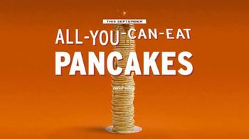 Village Inn All-You-Can-Eat Pancakes Celebration TV Spot, 'Birthday' - Thumbnail 5