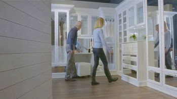 California Closets Autumn Upgrade Event TV Spot, 'Premium Finishes' - Thumbnail 3