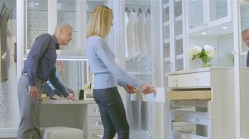 California Closets Autumn Upgrade Event TV Spot, 'Premium Finishes' - Thumbnail 4