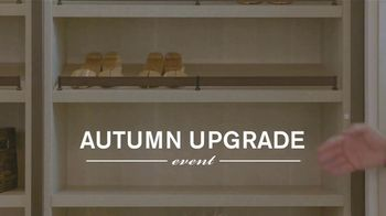 California Closets Autumn Upgrade Event TV Spot, 'Premium Finishes' - Thumbnail 5