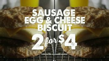 Bojangles' Mix & Match 2 for $4 TV Spot, 'Biscuits Baked From Scratch' - Thumbnail 3