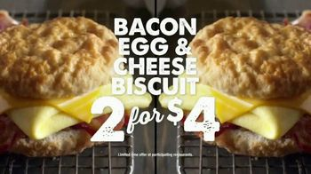 Bojangles' Mix & Match 2 for $4 TV Spot, 'Biscuits Baked From Scratch' - Thumbnail 4
