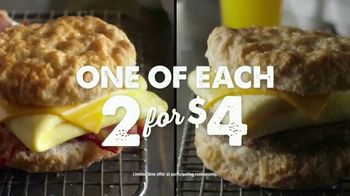 Bojangles' Mix & Match 2 for $4 TV Spot, 'Biscuits Baked From Scratch' - Thumbnail 5