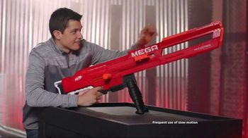 Nerf N-Strike Mega AccuStrike Series Thunderhawk TV Spot, 'Accuracy'
