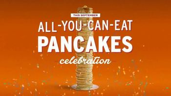 Village Inn All-You-Can-Eat Pancakes Celebration TV Spot, '60 Years'