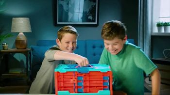 Hot Wheels Track Builder Race Crate TV Spot, 'Challenge Accepted' - Thumbnail 1
