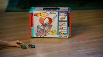 Hot Wheels Track Builder Race Crate TV Spot, 'Challenge Accepted' - Thumbnail 10