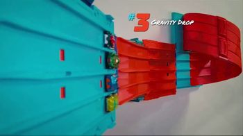 Hot Wheels Track Builder Race Crate TV Spot, 'Challenge Accepted' - Thumbnail 6