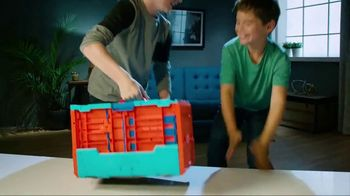 Hot Wheels Track Builder Race Crate TV Spot, 'Challenge Accepted' - Thumbnail 8