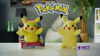 Pokémon Power Action Pikachu TV Spot, 'Charge and Battle' - Thumbnail 10