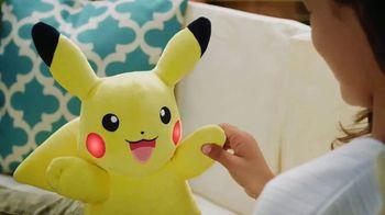 Pokémon Power Action Pikachu TV Spot, 'Charge and Battle' - Thumbnail 5