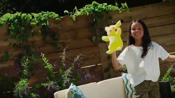 Pokémon Power Action Pikachu TV Spot, 'Charge and Battle' - Thumbnail 6