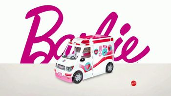 Barbie Care Clinic Vehicle TV Spot, 'Are You Feeling Blue?' - Thumbnail 10