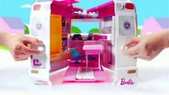 Barbie Care Clinic Vehicle TV Spot, 'Are You Feeling Blue?' - Thumbnail 2