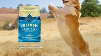 Blue Buffalo Freedom TV Spot, 'Free to Be Their Best' - Thumbnail 9