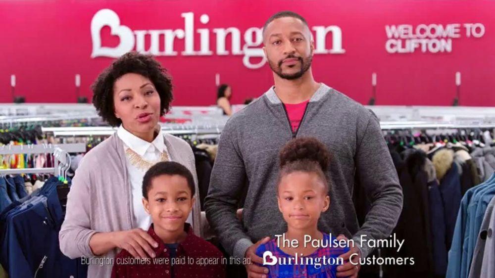 6524287a301 Burlington TV Commercial
