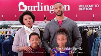 Burlington TV Spot, 'More Than Just Coat Factory'