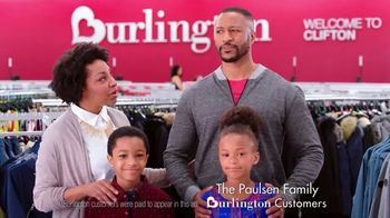 Burlington TV Spot, 'More Than Just Coat Factory' - Thumbnail 2