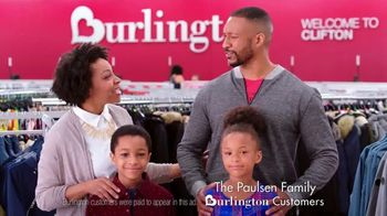 Burlington TV Spot, 'More Than Just Coat Factory' - Thumbnail 3