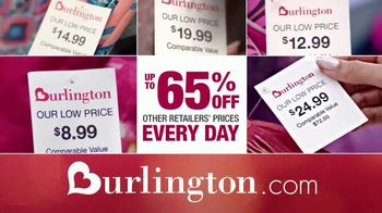 Burlington TV Spot, 'More Than Just Coat Factory' - Thumbnail 8