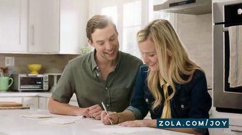 Zola TV Spot, 'No Idea Where to Start' - Thumbnail 7