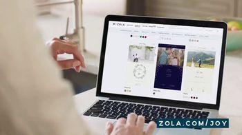 Zola TV Spot, 'No Idea Where to Start' - Thumbnail 2