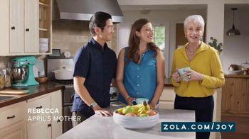 Zola TV Spot, 'No Idea Where to Start' - Thumbnail 4