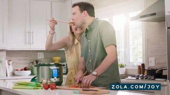 Zola TV Spot, 'No Idea Where to Start' - Thumbnail 5