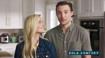 Zola TV Spot, 'No Idea Where to Start' - Thumbnail 6