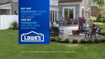 Lowe's TV Spot, 'Backyard Moment: Pennington' - Thumbnail 9