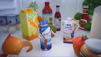 Ensure Max Protein TV Spot, 'More Protein With Less Sugar' - Thumbnail 2